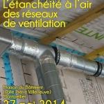 atelier expert étanchéité des réseaux de ventilation