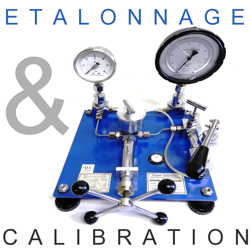 Calibration etalonnage